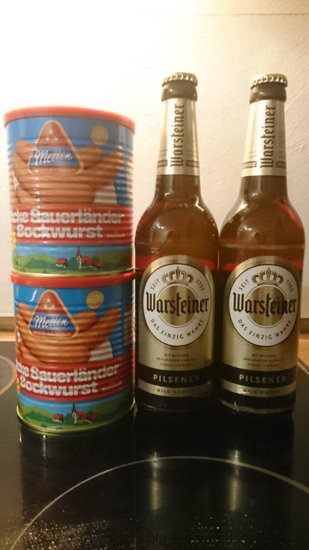 Wurst-Bier Red
